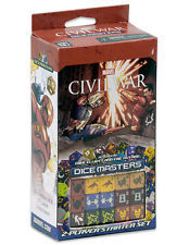 Marvel Dice Masters - Civil War - Starter Set
